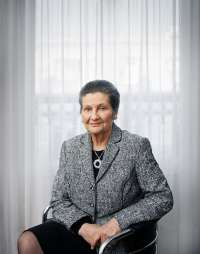 Simone Veil, portrait, photo, foto, image, bild, paris, frankreich, ministre, politician, kai juenemann