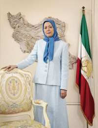 no-Maryam Rajavi, iran, portrait, bild, photo, foto, image, Mariam Radschawi, nrwi, Maryam Radjavi, Iranian, politician, Massoud Rajavi
