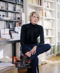 Natacha Polony, portrait, image, photo, bild, writer, foto, kai Juenemann, french, essayist,  journalist, francaise, frankreich,