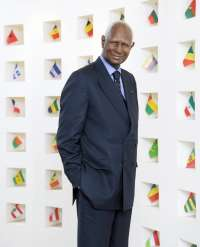 Abdou Diouf, portrait, photo, image, bild, kai Juenemann senegal, Paris, OIF, francophonie