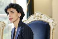 Rachida Dati, photo, portrait, paris, france, mairie, politiker, politikerin, kai Juenemann, fotograf