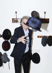 Paul Smith, designer, modedesigner, fashion, fashion designer, portrait, photo, bild, atelier, kai Juenemann, mode,