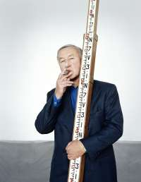 Terence, Conran, designer, sir Terence Conran, portrait, photo, conran shop, juenemann