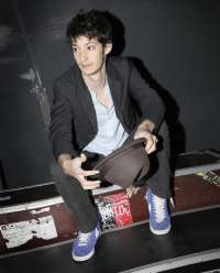 Pierre Niney, actor, acteur, schauspieler, portrait, photo, image, Kai Juenemann, french, france, frankreich,